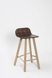 COLE - tria stool low back - Barstuhl