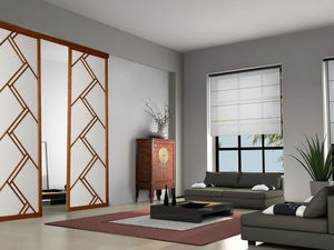 Futon Design -  - Schiebewand