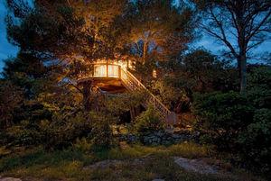 La Cabane Perchee - cabane des amoureux - Baumhaus
