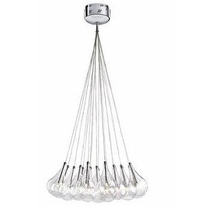 Alma Light - drop led - suspension 19 ampoules led - Deckenlampe Hängelampe