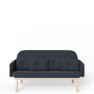 HARTÔ - georges - canapé 1m46 - Sofa 3 Sitzer