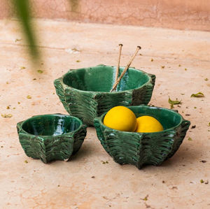 CHABI CHIC - grand cactus - Salatschüssel