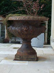 Antiek Amber -  - Große Vase