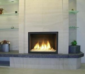 Bodart & Gonay - argos - Geschlossener Kamin