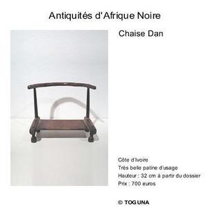 Galerie Toguna -  - Chauffeuse