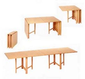 Shannon -  - Ausziehbarer Tisch