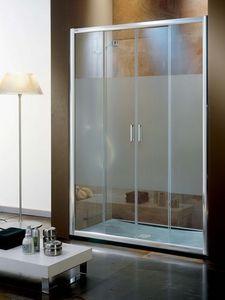 VITAL BATH -  - Duschwand