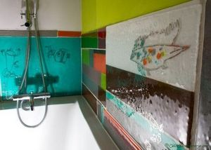 CELIX Infusing Art - carrelages enfants - Glasfliese