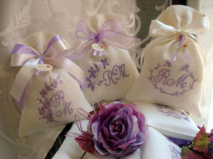 RICAMERIA MARCO POLO - sacchetti per matrimonio - Bonbonniere Hochzeit