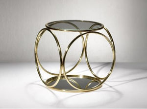 COPPER IN DESIGN - ring - Beistelltisch