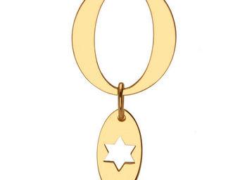 Ovale -  - Baby Kettenanhänger