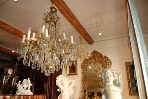 Antiquites Decoration Maurin -  - Kronleuchter