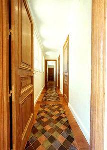 PATRICK LEGHIMA - couloir - Innenarchitektenprojekt