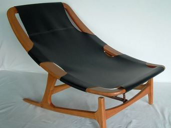 ABACO DI COLLINETTI LUCIANO -  - Chaiselongue