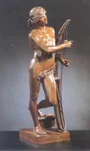 La TECA -  - Statue