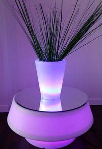 LED ON -  - Leuchtender Couchtisch