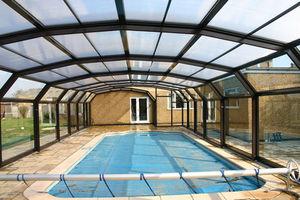 Telescopic Pool Enclosures -  - Hoches Swimmingpool Schutz