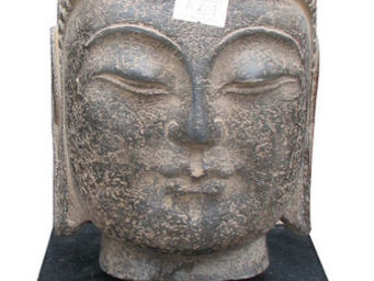 Asian-Decoration -  - Mensch Kopf