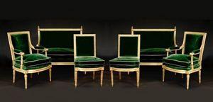Aveline - mobilier de jacob - Sitzgruppe