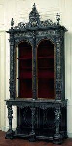 Aveline - cabinet de barbedienne - Kabinettschrank