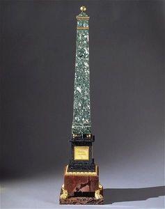 ANTOINE CHENEVIERE FINE ARTS - obelisk - Obelisk