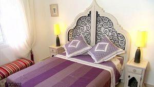Decoracion Andalusia - muebles dormitorio - Doppelbett
