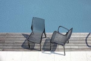 SCAB DESIGN - tricot - Stapelbarer Gartenstuhl
