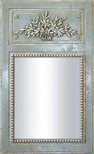 Miroirs et trumeaux Daniel Mourre - provençal - Trumeauspiegel