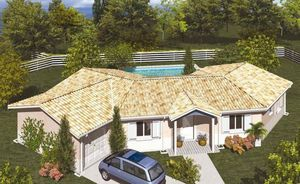 MAISONS MCA - diamant - Einfamilienhaus