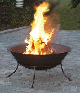IMAGINE OUTLET - brasero de jardin sur pieds 50x23cm - Feuerstelle