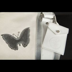 Expertissim - lancel. sac à main modèle manaudou - Handtasche