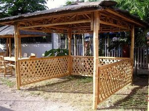 PANABOU - leyte - Pavillon