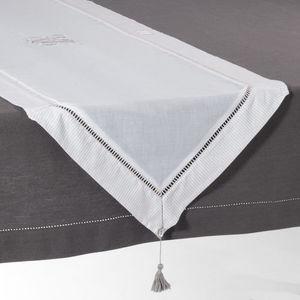 MAISONS DU MONDE - chemin de table coton d'autrefois - Tischläufer
