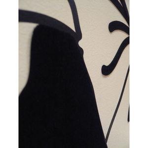 ALFRED CREATION - sticker velours - campanules - Gummiertes Papier