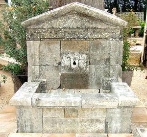 Atelier Alain Edouard Bidal -  - Wasserbrunnen