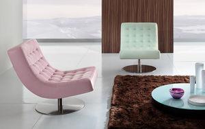 MAX DIVANI - blauer - Sessel