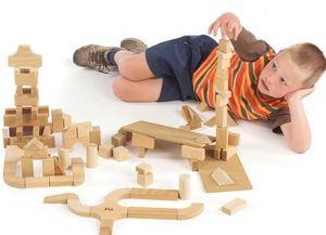 Community Playthings -  - Aufbau Spiel