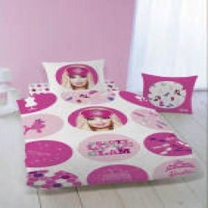 BARBIE - drap housse barbie portrait 3d - Dampfkochtopf