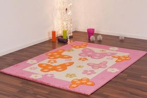 NAZAR - tapis amigo 133x190 pink - Kinderteppich