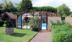 Sun Abris -  - Hoches Swimmingpool Schutz