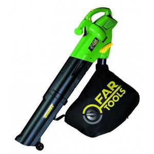 FARTOOLS - souffleur aspirateur broyeur 2500 watts fartools - Laubsauger Häcksler Gebläse