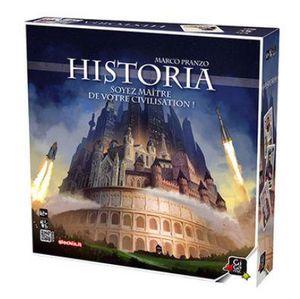 Gigamic - historia - Gesellschaftsspiel