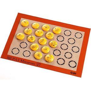 Matfer - toile de cuisson pour macarons silpat - Makronenform