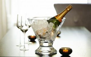 Kelly Hoppen - sicily champagne bucket - Eiskübel