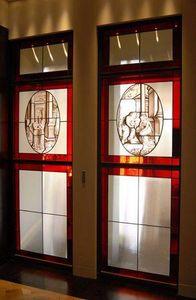 VITRAIL ATELIER SAINT-DIDIER -  - Buntglasfenster
