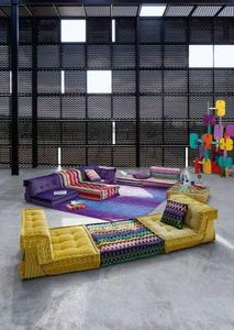 ROCHE BOBOIS - mahjong cover - Sofa 2 Sitzer