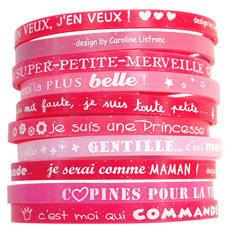 design by Caroline Lisfranc -  - Armband