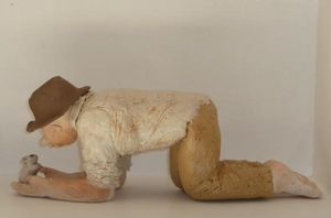 ELISABETH BOURGET -  - Figürchen