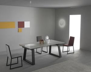 COMPAR - mango - Ausziehbarer Tisch