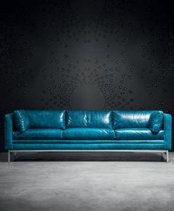 MOORE & GILES -  - Sofa 3 Sitzer